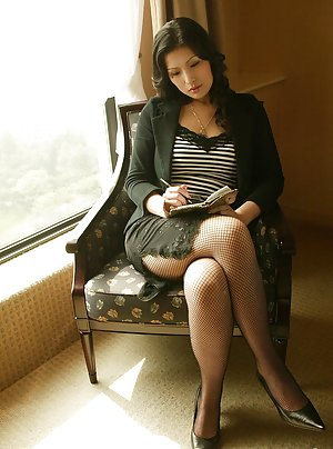 Asian Pantyhose Photos