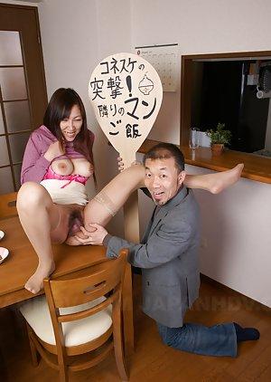 Asian Fingering Photos